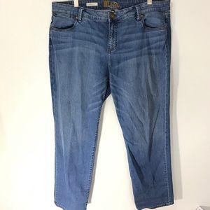 Kut from the Kloth boyfriend Catherine jeans